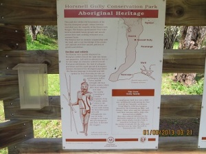 Aboriginal Heritage