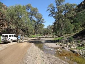 Brachina Gorge, Flinders Ranges National Park