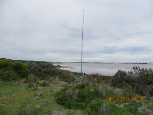 In the Coorong National Park