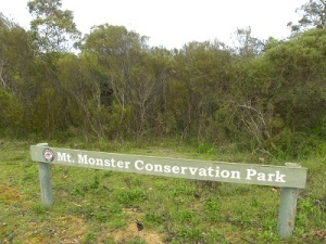 Mount Monster Conservation Park