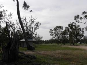 Wonga campground, Wyperfeld National Park