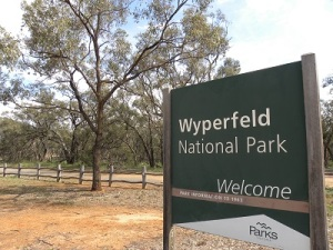 Wyperfeld National Park