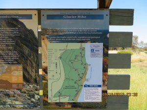 Hallett Cove Conservation Park Information Kiosk
