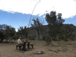 V-GR NP Weetootla Gorge camping ground