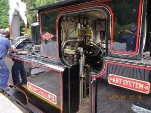 Another view: Dubbs & Co loco