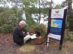 Tasman National Park - Fortescue Bay