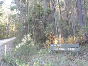 Alfred National Park