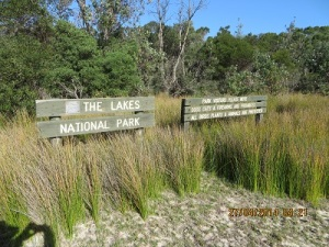 The Lakes National Park