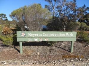 Beyeria Conservation Park