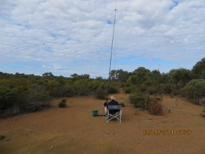 Flinders Chase National Park - Gosselands - my spot