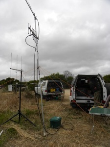 Kangaroo Island Spring Field Day 2011: our station