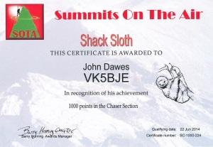 Shack Sloth