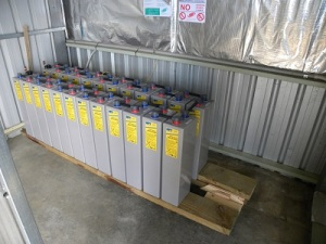 The new battery JCD photo