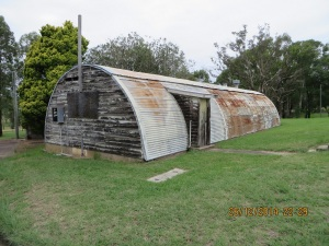 Historic Hut Scheyville National Park