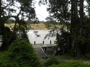 The Hawksbury River from Cattai NP