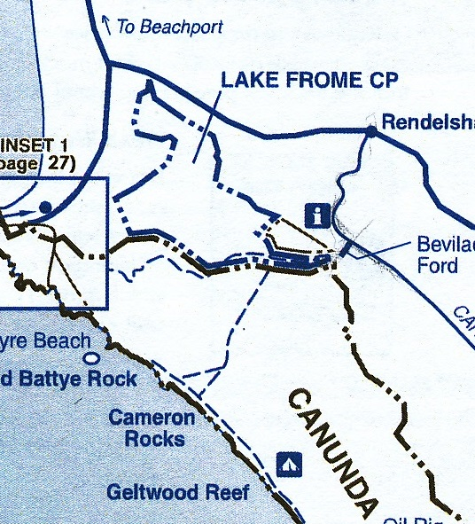 Canunda National Park vk5bje