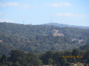 Mount Lofty from Scott Creek Conservation Park