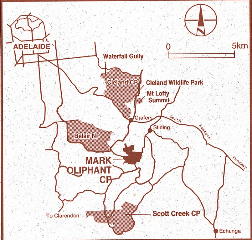 Mark Oliphant Conservation Park