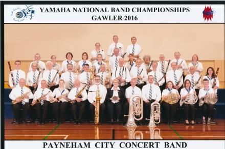 Payneham Band V2