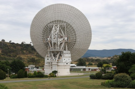 tidbinbilla-space-tracking-station