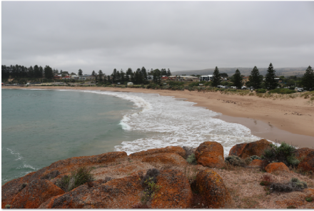 Beach at Port Elliot