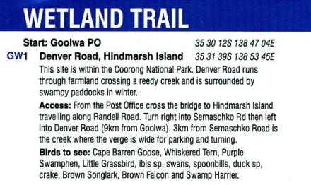 GW1 Denver Road