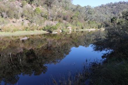 Reflections Buchan River 2