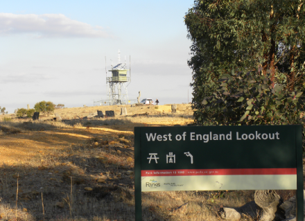 West of England Lookout