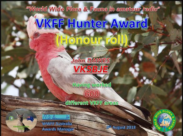 600 Hunter