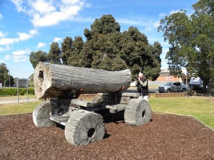 Timber Jinker JCD photo